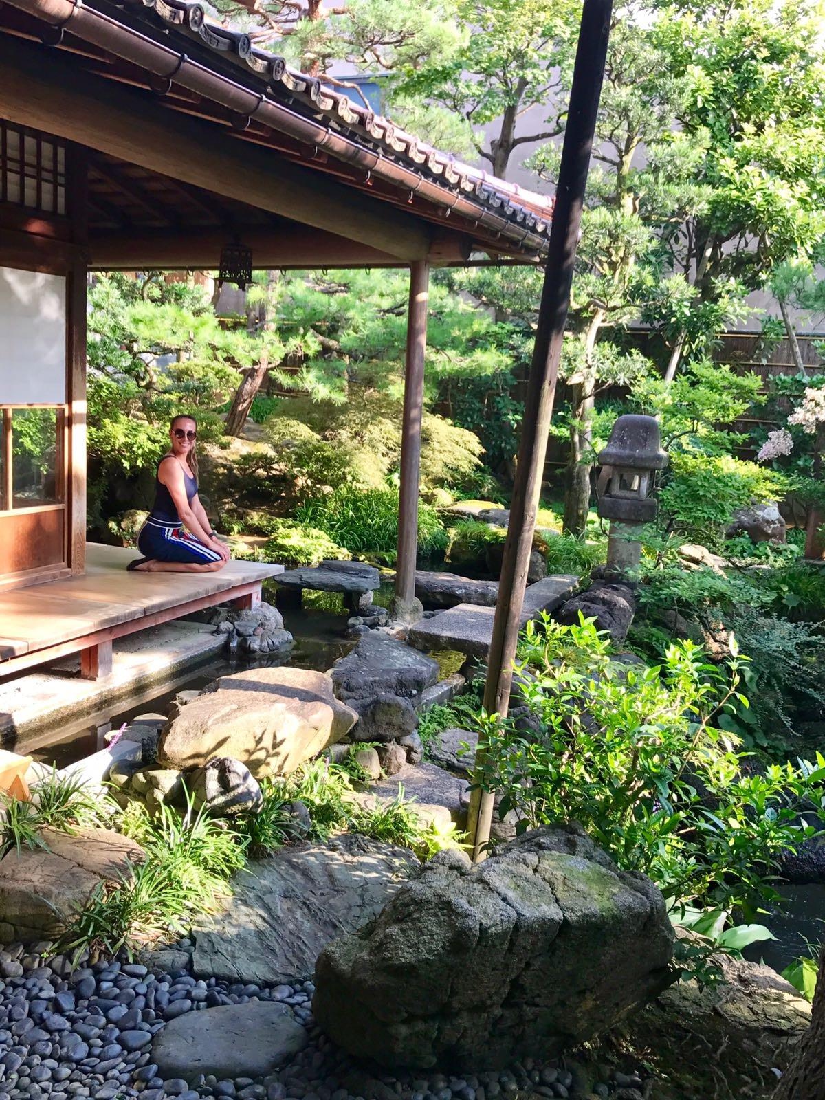 Kanazawa kenrokuen zomer